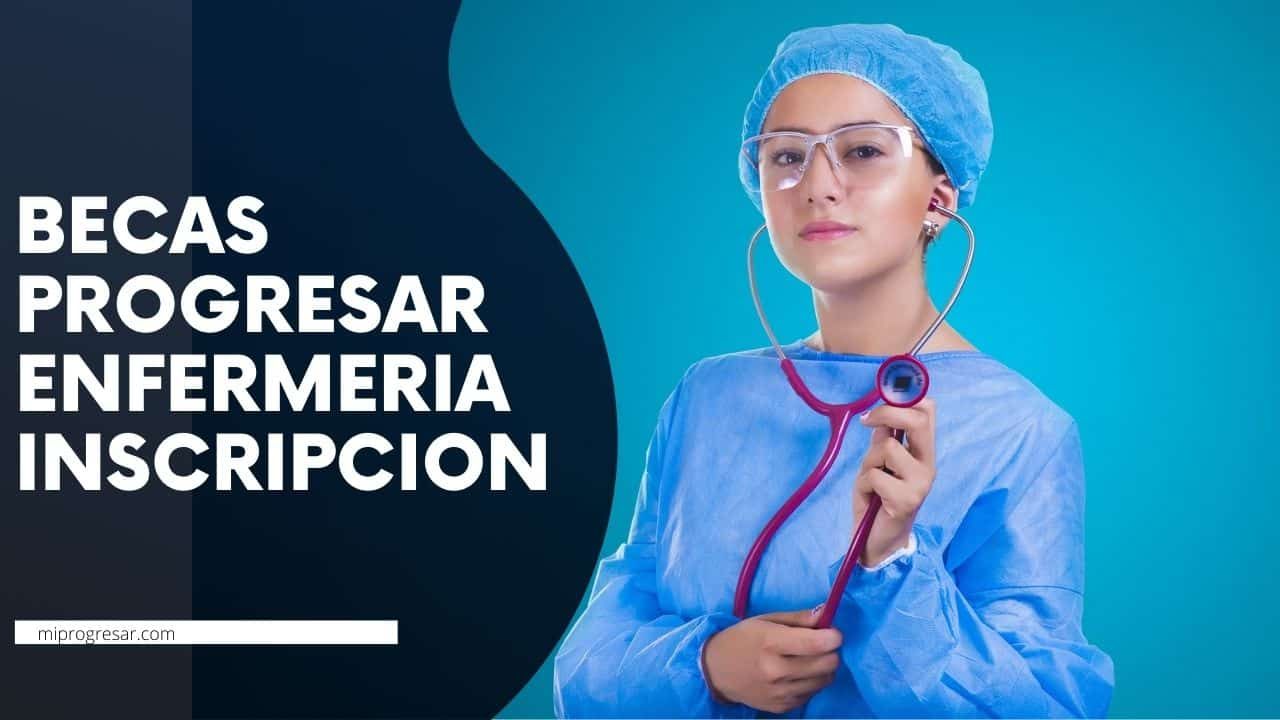 progresar enfermeria inscripcion